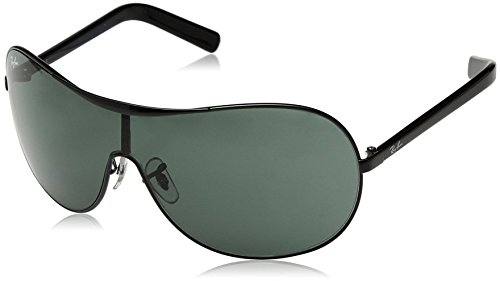 Ray-Ban Men's 0RB3455L Aviator Sunglasses, Arista, 34 - Ban Sunglasses Pilot Ray