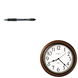KITMIL625417PIL31020 - Value Kit - Howard Miller Talon Wall Clock (MIL625417) and Pilot G2 Gel Ink Pen (PIL31020)