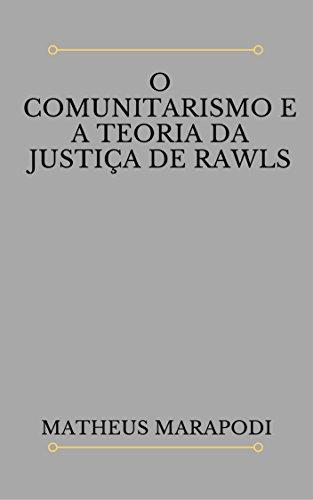 O comunitarismo e a teoria da justiça de Rawls