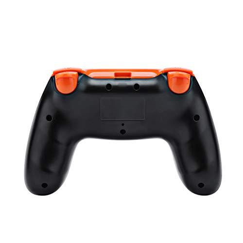 Meidexian888 Wireless Rechargeable Bluetooth Pro Game Pad Joystick Controller for Wiiu u Pro, 16 Button Design