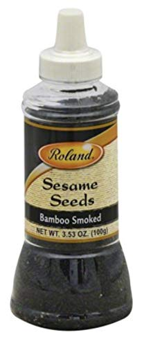 Flavored Sesame Seeds by Roland - Bamboo Smoked (3.5 ounce) ()