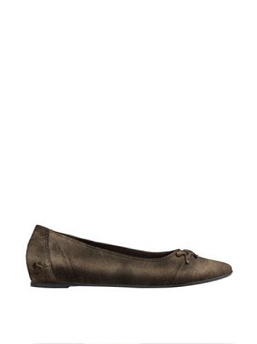 Zapatos da donna - 4445-fglwaxw Tobacco