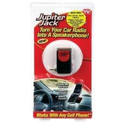 Ontel Products JJACK-MC12 Jupiter Jack Cell Phone/Car Speake