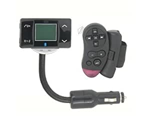 Bluetooth FM Modulator (Black)