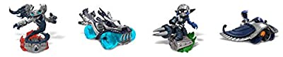 Skylanders Superchargers Dark Edition 5 Figure Set -