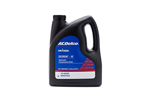 Fluid Part (ACDelco 10-9395 Dexron VI Automatic Transmission Fluid - 1 gal)