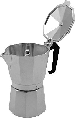 photo Wallpaper of Argon Tableware-Argon Tableware 6 Cup Italian Style-Silver
