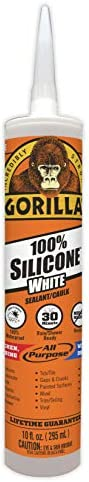 Gorilla Silicone Waterproof Resistant Cartridge