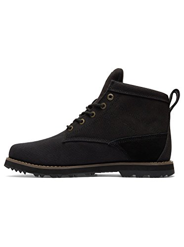 Quiksilver Targ - Winter Boots for Men AQYB700026 SOLID BLACK mFOEIn6B