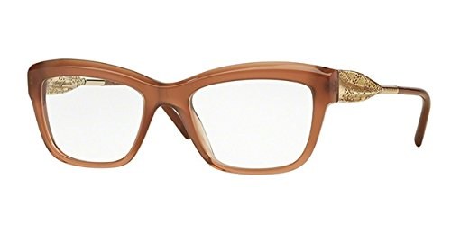 Burberry Women's BE2211 Eyeglasses Brown Gradient - Burberry Outlet Quality