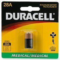 DURACELL PX-28AB Photo/Electronic Battery