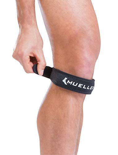 Mueller Jumper's Knee Strap, Black, One Size
