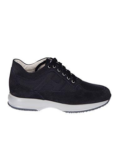 Suede Hogan Sneakers HXM00N00E1067A3735 Men's Blue CqvvA4wx