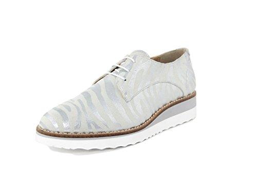 Giorgio Picino Zapatos de cordones Plata EU 38