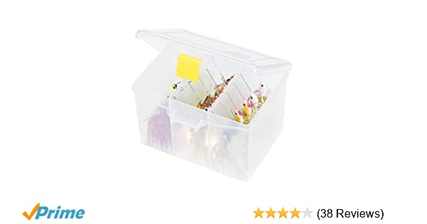 Amazon.com : Plano Stowaway Spinner Bait Box : Fishing Bait Storage : Sports & Outdoors
