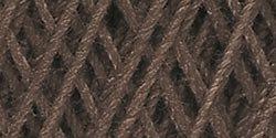Bulk Buy: Aunt Lydia's Crochet Cotton Classic Crochet Thread Size 10 (3-Pack) (Brown Crochet)