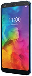 LG Q7 Plus Q610TA 5.5in 64GB T-Mobile Android Smartphone - Morrocan Blue (Renewed) WeeklyReviewer