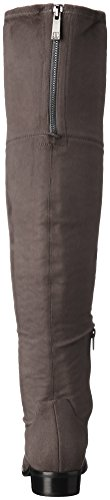 Charcoal Livi Over Boot Ivanka Women's Trump New Knee The 4xEU8gwpq