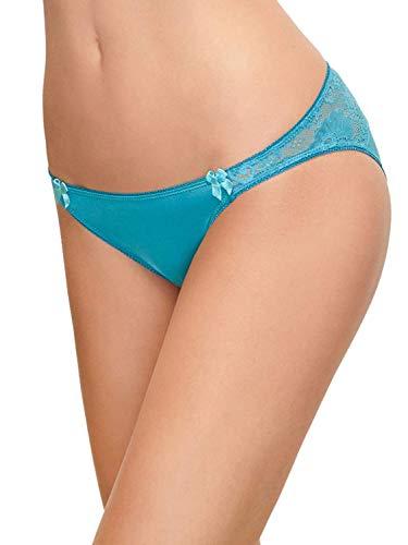 - Wacoal Women's Most Desired Bikini Panty, Barrier Reef, M