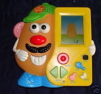 Mr. Potato Head Electronic Hand Held Game -