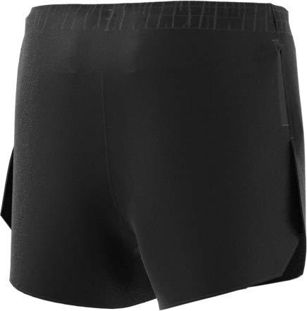adidas Men's Supernova Climalite Running Shorts, Black, X-Small