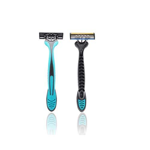 (Flash 3 Ultimate Shave Triple Blade Razor - Wholesale box of 100 Disposable Razors for Men - 3 Stainless Steel Teflon Coated Blades - Pivoting Head - Vitamin E & Aloe Lubricating Strip)