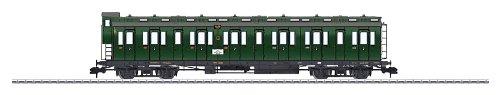 Märklin 58082 - Abteilwagen 2.Klasse, DRG