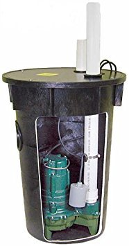 (Zoeller M266 Sewage Pump Packaged System)