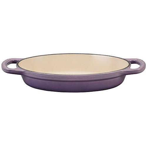 Le Creuset Signature Provence Enameled Cast Iron 0.63 Quart Oval Baker