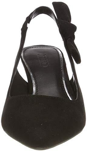 Alla Esprit Caviglia Sling Scarpe black Cinturino Con Abela Donna 001 Nero BrATrwqX