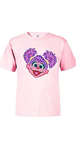 Sesame Street Abby Cadabby Toddler T-Shirt (3T) Pink -