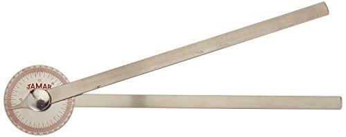 Jamar Stainless Steel Goniometer, 14