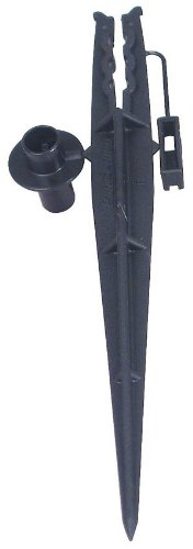Rain Bird TS25-10PS2 TS25/10PS Tubing Stake with Bug Guard, 1/4