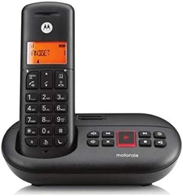 motorola 107E211, Teléfono Inalámbrico, Negro: Motorola: Amazon.es: Electrónica