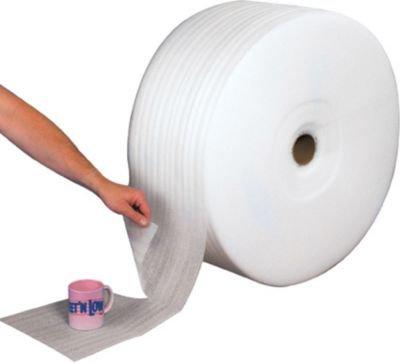 1/8'' PE Foam Wrap 12'' x 275' Per Roll by Cutting Edge