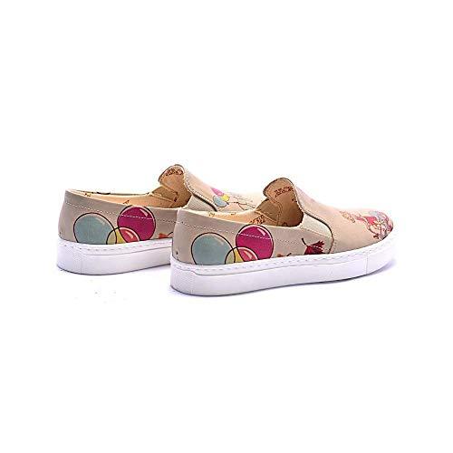 Cat Bambina Series Da Uk Scarpe Kids Confused coc4000 Coc4001 Sneakers Ballerina Goby Iw16Pq