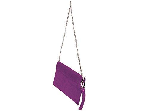 Purple Bag scarlet Bag Clutch Purple Clutch bijoux scarlet bijoux 66ZqTE
