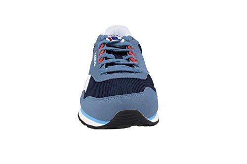 Reebok Royal Sprint - Zapatillas de deporte Hombre Gris (Slate / Coll Navy / Wht / Riot Red / Crisp Blue / )