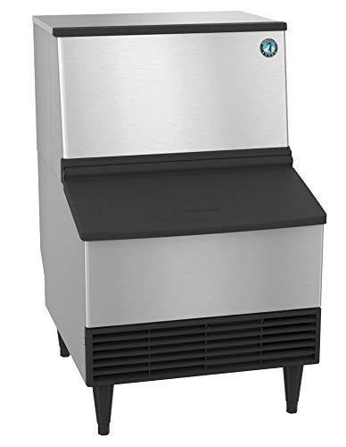 - Hoshizaki KM-230BAJ, Ice Maker, Air-cooled, Self Contained, Built in Storage Bin