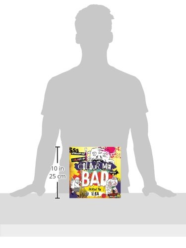 Colour Me Bad Stress Out In Deface Obliterate Amazoncouk ILYA 9781472137203 Books