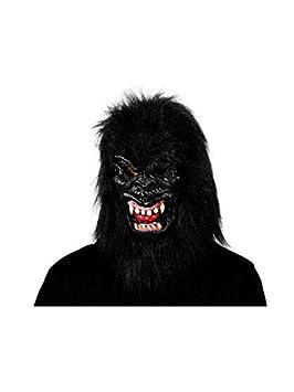 DISBACANAL Máscara Gorila Agresivo