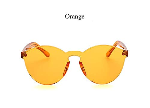 4c833d196d Bharat Ventures Orange F31  VictoryLip High Quality Retro Sunglasses ...