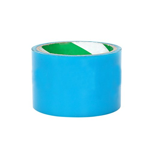 Greenhouse Plastic Polyethylene Film Anti-drip Repair Tape, Blue (2.36