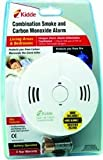 Kidde White Combination Smoke Alarm & Carbon Monoxide Detector 9000122