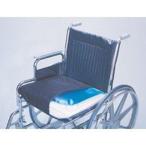 Ultra-Wedge Gel/Foam Wheelchair (Wheelchair Wedge Cushion)