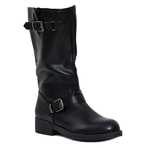 G507a Noir Bottes Pour Femme Toocool Z4wB6qq