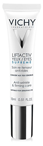 Eye Anti Wrinkle Cream (LiftActiv Eyes Anti-Wrinkle and Firming Eye Cream with Caffeine for Dark Circles and Under-Eye Bags)