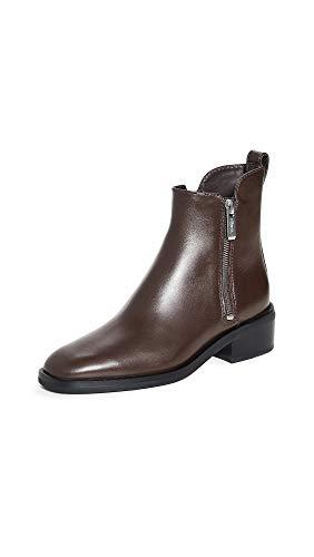 3.1 Phillip Lim Women's 40mm Alexa Boots, Chocolate, Brown, 38 M ()