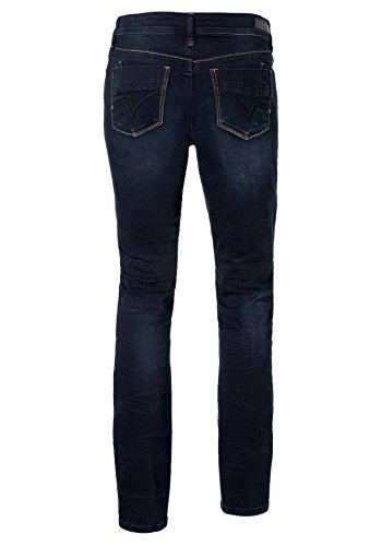 Black Femme Womenshape Timezone 9047 Slim Wash Diamond Jean Schwarz Tahilatz ww4Pq6