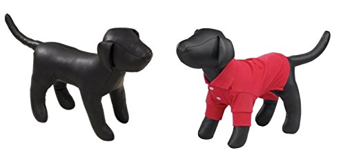 East Side Collection Dog Mannequins Cute Standing Models to Display K-9 Apparel Choose Your Size !(Full Set - All 3 Sizes !) by East Side Collection (Image #4)